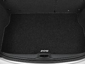 Peugeot 208 2012-2019 Reversible Boot Mat 3 Door 16066326 80