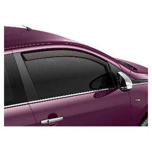Peugeot 108 2014-2021 Front Air Deflectors 3-Door 16112921 80