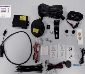 Peugeot Anti-Intrusion Alarm On Original Radio Control 16128000 80