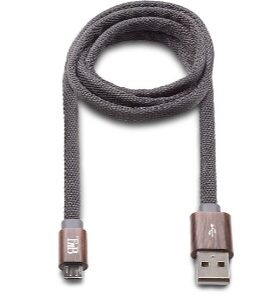 Peugeot Braided Usb/Micro Usb Cable 16432036 80
