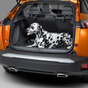 Peugeot Rifter 2018-2020 Dog Guard Metallic