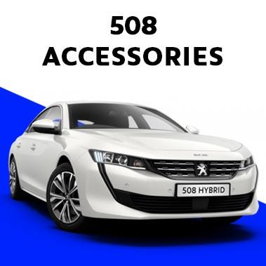 Peugeot 508 Accessories