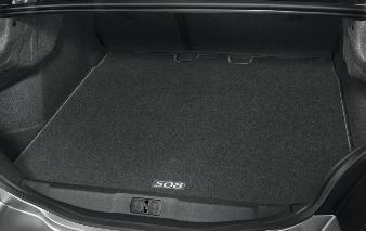 Peugeot 508 2010-2018 Boot Mat Reversible 9464 FT