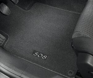 Peugeot 508 2010-2018 Mats Velour 9464 GN