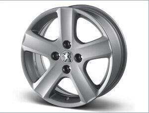 "Peugeot 307 2001-2005 Alloy Wheel Ariane 16"""