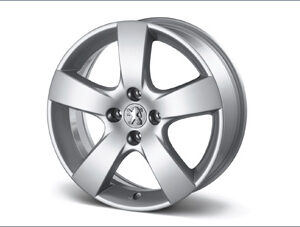 Peugeot 307 2005-2008 Alloy Wheel Atalante 17""