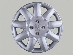 """Peugeot 406 1995-2004 Wheel Trim Prima 14"""" With Peugeot Logo"""