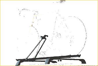 Peugeot Bike Carrier On Roof Bars 1 Bike 9617 53