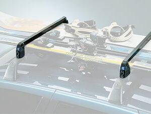 Peugeot Ski-Carrier On Roof Bars 4 Sets Of Skis 9617 58