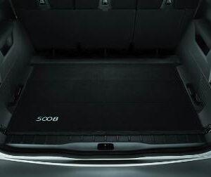 Peugeot 5008 2009-2016 Boot Mat Reversible 9663 J3
