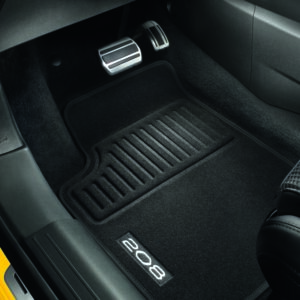 Set Of Velour Floor Mats Front And Rear 16485385 80