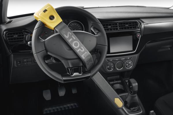Peugeot Anti-Theft Rod On Steering Wheel 16179827 80
