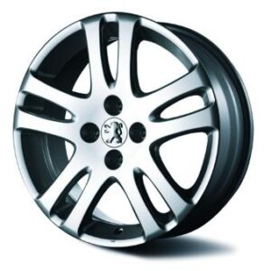 Peugeot 307 2005-2008 Alloy Wheel Cotya 16""