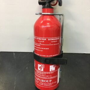 Peugeot Fire Extinguisher With Strap 16373003 80