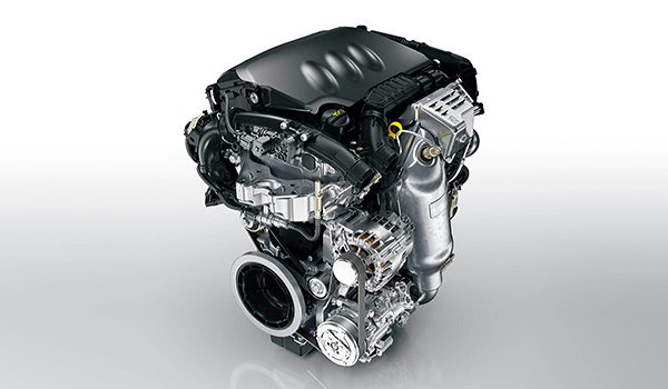 All New Peugeot 208 Engine