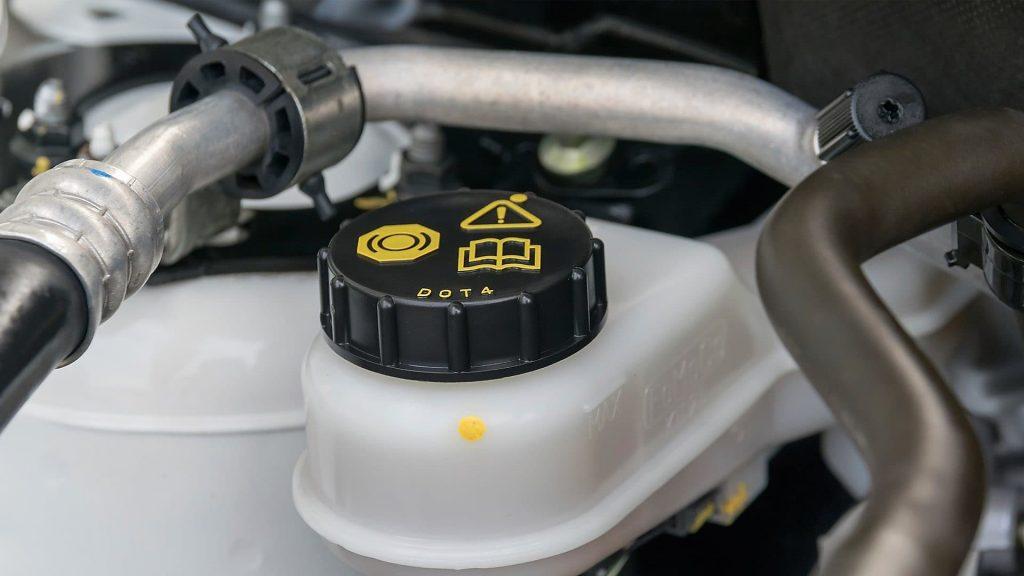Peugeot Brake Fluid