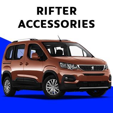Peugeot Rifter Accessories