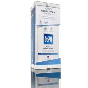 AWKIT Auto Glym Rapid Aqua Wax Complete Kit