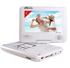 """Peugeot Dvd Player With 7"""" Rotating Screen 16137004 80"""