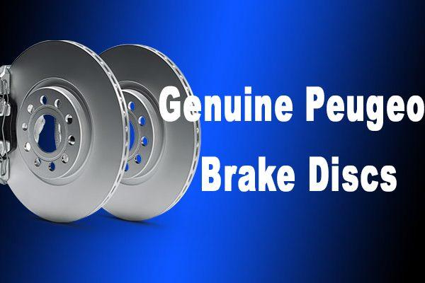 Peugeot Brake Discs