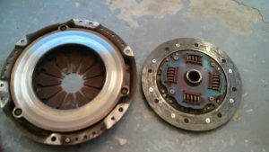 Genuine Peugeot Clutch Kit
