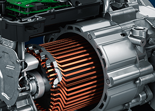 All New Peugeot 208 Electric Motor