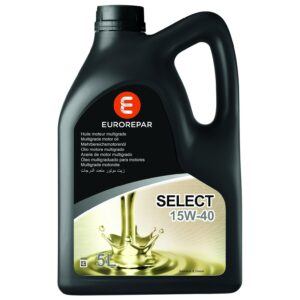 Engine Oil 15W40 5L