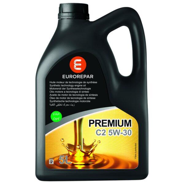 Engine Oil 5W30 5L C2