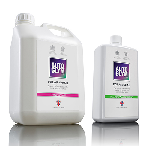 AutoGlymPolar Auto Glym All New Polar Wash + Seal